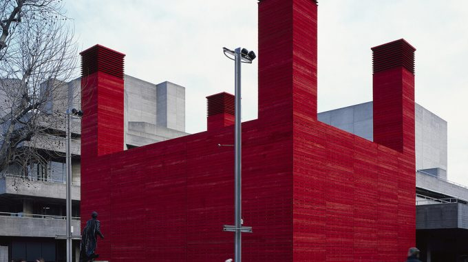 Seeing Red: 4 Times The Color Has Enhanced Architecture And Why