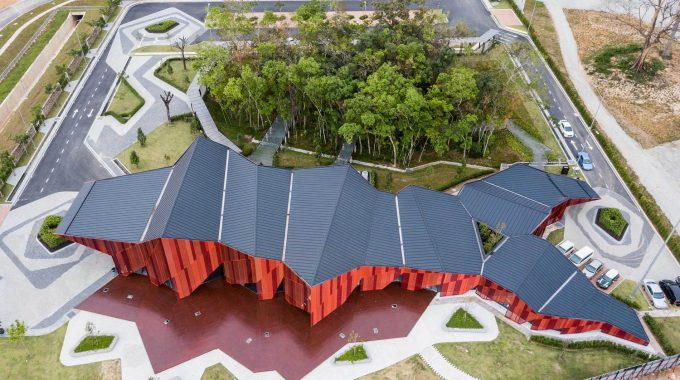 Red Hill Gallery / MOA Architects + Formzero
